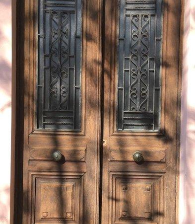 Porte d'entrée à remplacer