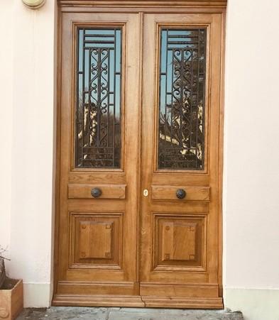 Porte d'entrée remplacement à l'identique